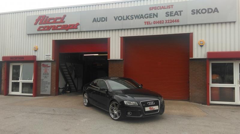 Audi A4 Ricci concept