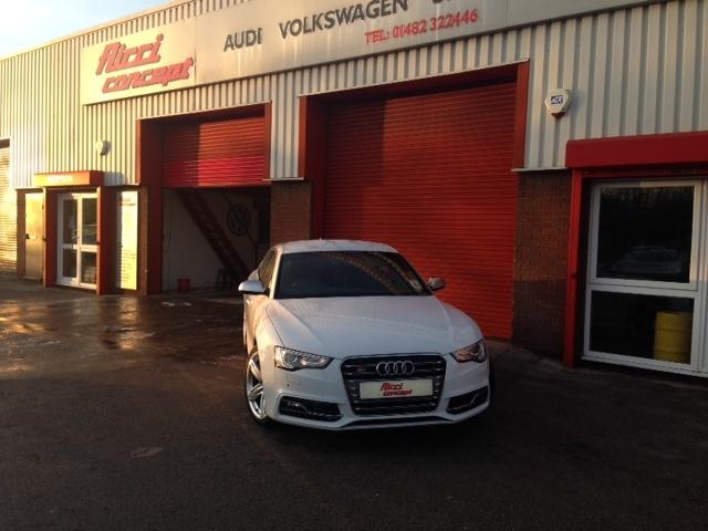 Audi S4 @ Ricci Concept