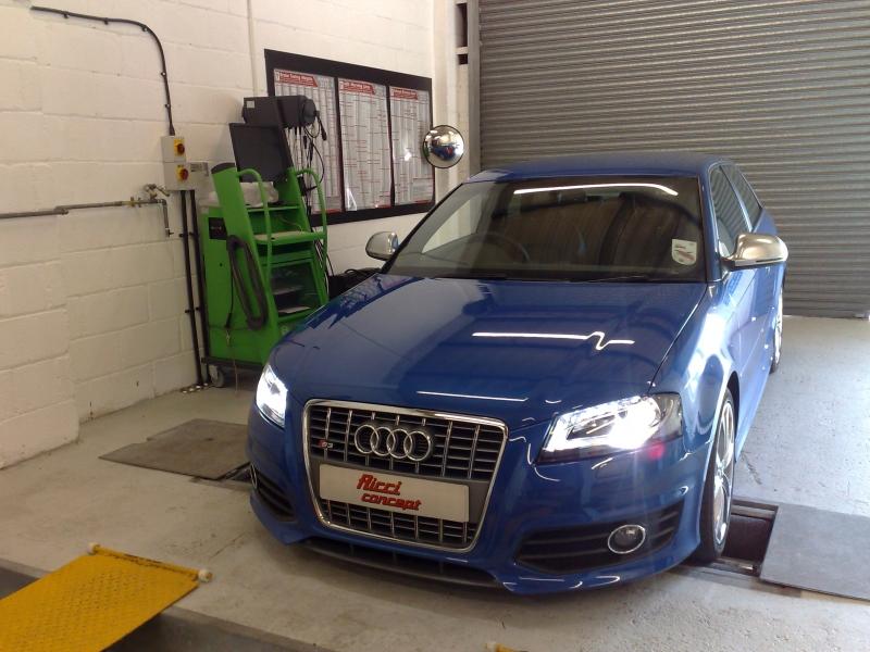 Audi s3 MOT