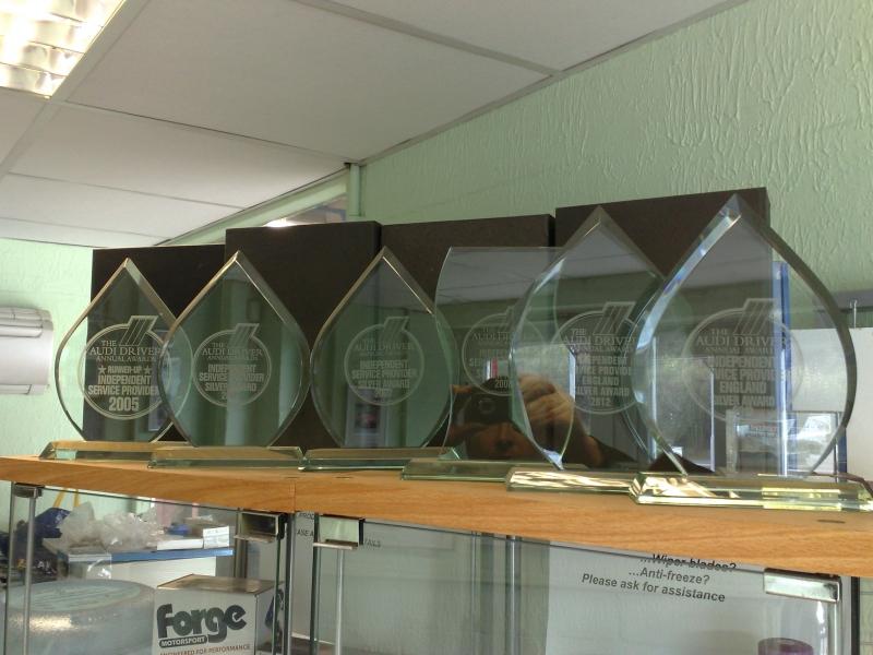 Awards @ Ricci concept
