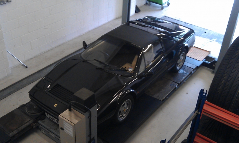 Ferrari 328GTS @ Ricci concept