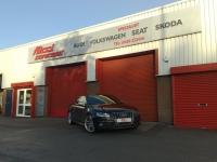Audi S4 @ Ricci concept black