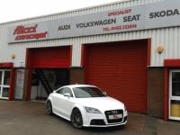 Audi TTRS with APR @ Ricci concept