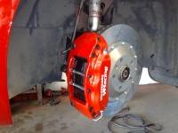 vw racing brake kit
