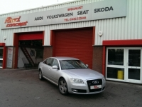 Audi A6 @ Ricci concept