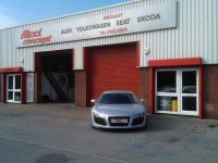 Audi R8 4.2 v8 @ Ricci concept