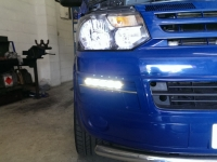 vw T5 daytime running light kit